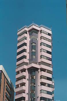 Pink Tower by David Cardona