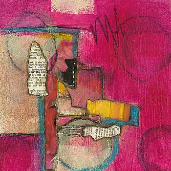 Pinka #2 by Judy Applegarth