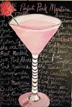 Pinki Martini by Sandy Welch