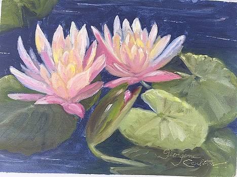 Pinkish by Georgene Carlton