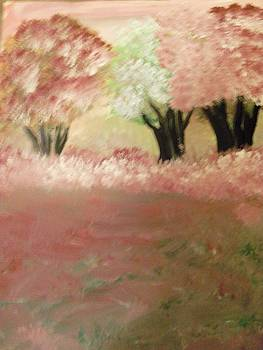 Pinky Trees by Teresa Nash