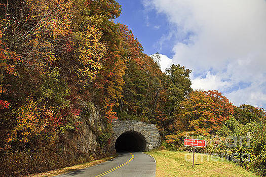 Jill Lang - Pinnacle Ridge Tunnel