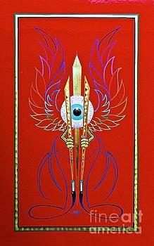 Pinstriper's Icon by Alan Johnson