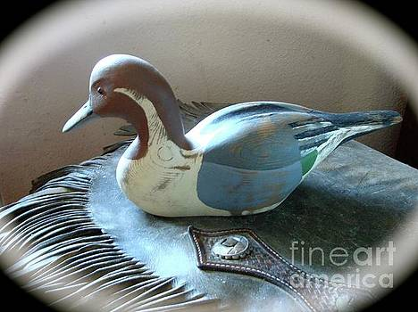Pintail Folk Art by Bruce Peterson