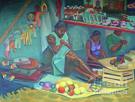 Pintando Artesanias by Lilibeth Andre