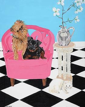 Pip and Squeak by Pamela Trueblood