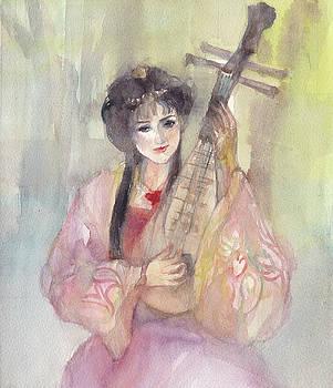Pipa by Yimeng Bian