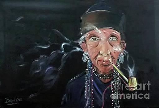 Derek Rutt - Pipe Smoker