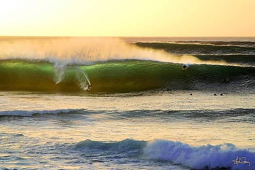 Pipeline at its Best by Stephen Fanning