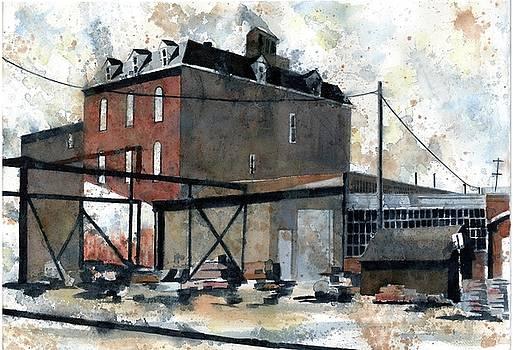 Piqua Mill by Marsha Elliott