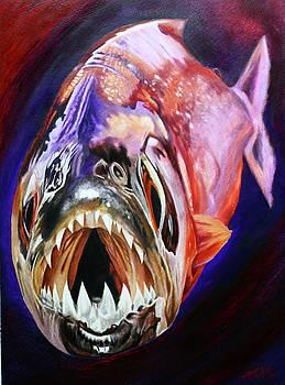 Piranha by Todo Brennan