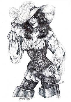 Scarlett Royal - Pirate Girl
