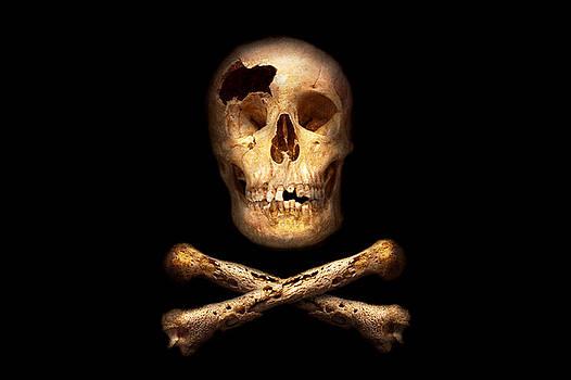 Mike Savad - Pirate - Pirate Flag - I