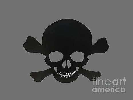 Dale Powell - Pirate Skull and Crossbones