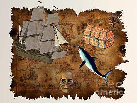 Corey Ford - Pirate Treasure