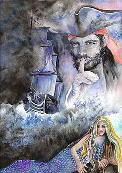 Pirate's Bounty by Kim Whitton