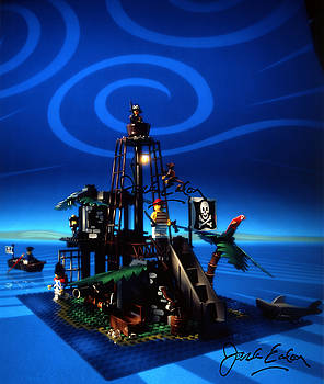 Pirates Island by Jack Eadon