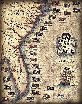Dale Powell - Pirates of the South Atlantic