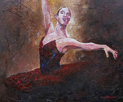 Pirouette  by David Maynard