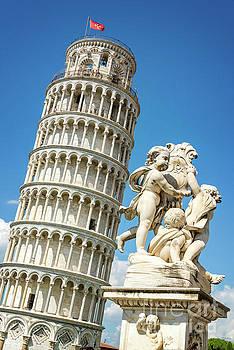 Delphimages Photo Creations - Pisa tower