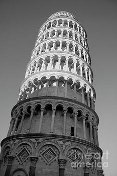 Pisa Tower by Ivete Basso Photography