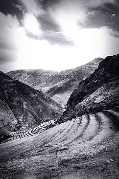 Pisac Fields by Stuart Deacon
