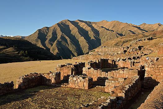 Aivar Mikko - Pisac Inca Ruins