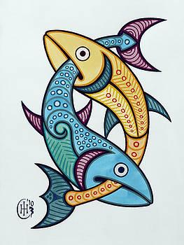 Pisces by Ian Herriott