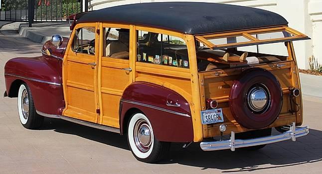 Gary Canant - Pismo Beach Car