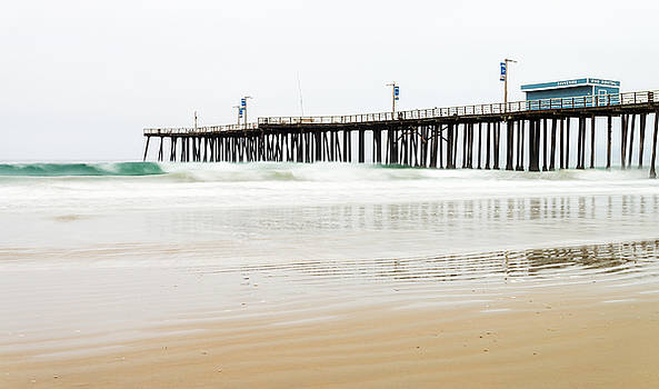 Priya Ghose - Pismo Beach Pier