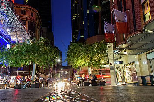 Pitt Street Mall by Kenny Thomas
