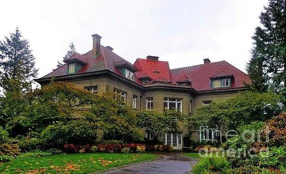Jon Burch Photography - Pittock Mansion
