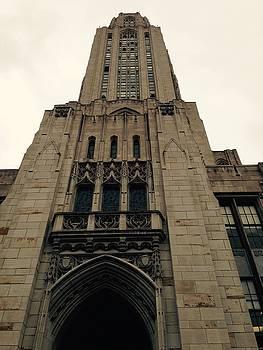 Pittsburgh university  by Rabiah  Hasan