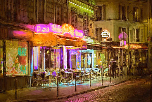 Pizzeria Paris by Chris Hood