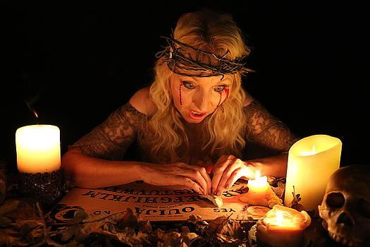 Divination  by Karen StClaire
