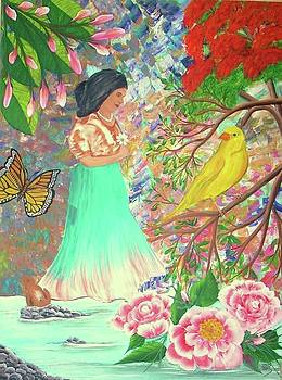Place Of Beauty by Iris  Mora