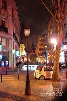 Felipe Adan Lerma - Place St Michel to Latin Quarter to Eglise Saint-Severin