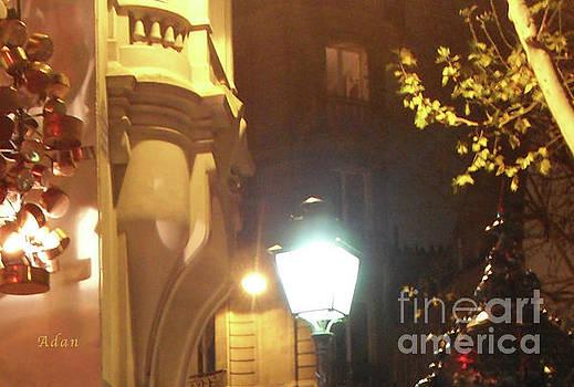 Felipe Adan Lerma - Place St Michel to Rue Saint-Andre des Arts Macro