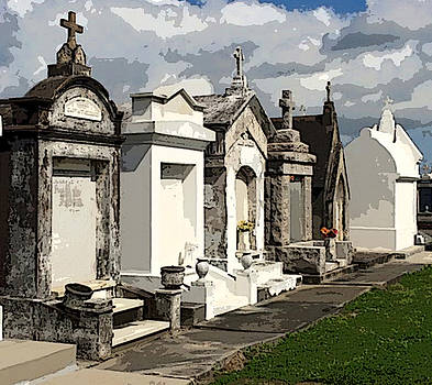 Place Where Dead People Are Buried by Christopher Kerby