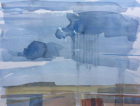 Plain Rain by Vaughan Davies