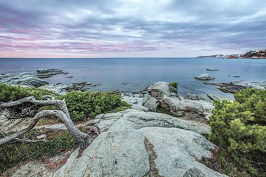 Plain Rocks Cove, Sant Antoni de Calonge by Marc Garrido