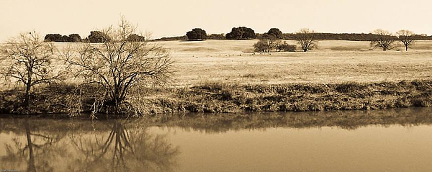 Plains de Brazos by Charles Dobbs