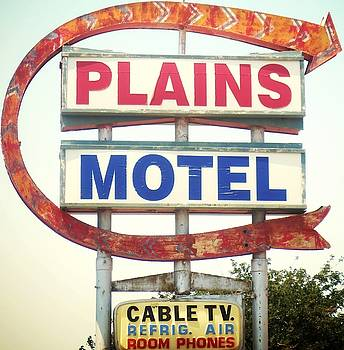 Plains Motel by Gia Marie Houck