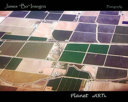 James BO  Insogna - Planet Art Number 4