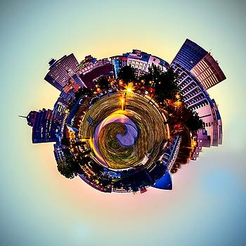 Barry Jones - Planet Memphis - Contemporary Digital Art