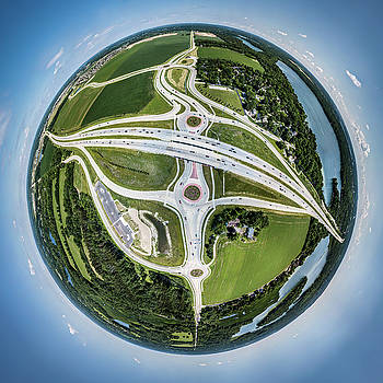 Planet of the Roundabouts by Randy Scherkenbach