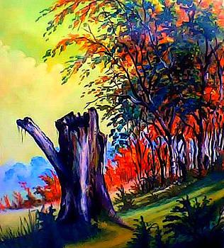 Planeta Verde by Leomariano artist BRASIL
