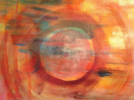 Planetary Portal by Soul Artist Robin