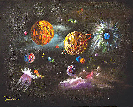 Planets by Dale Carr