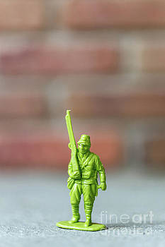 Edward Fielding - Plastic Toy Soldier Army Man